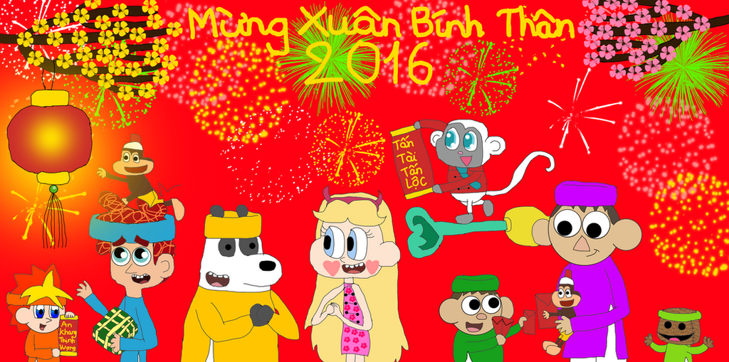 Chinese Calendar Year Zero : Happy lunar chinese new year by princess sackboy