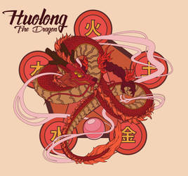 Huolong the fire dragon
