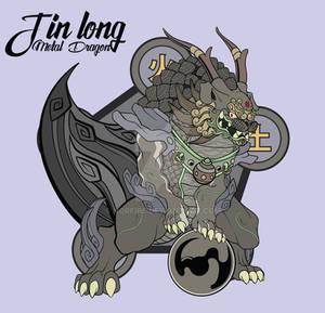 Jinlong the metal dragon