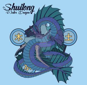 Shuilong the water dragon
