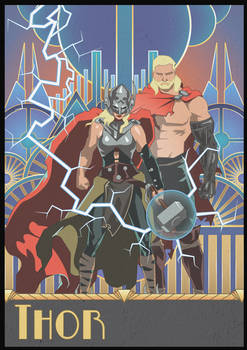 Thor Art Deco