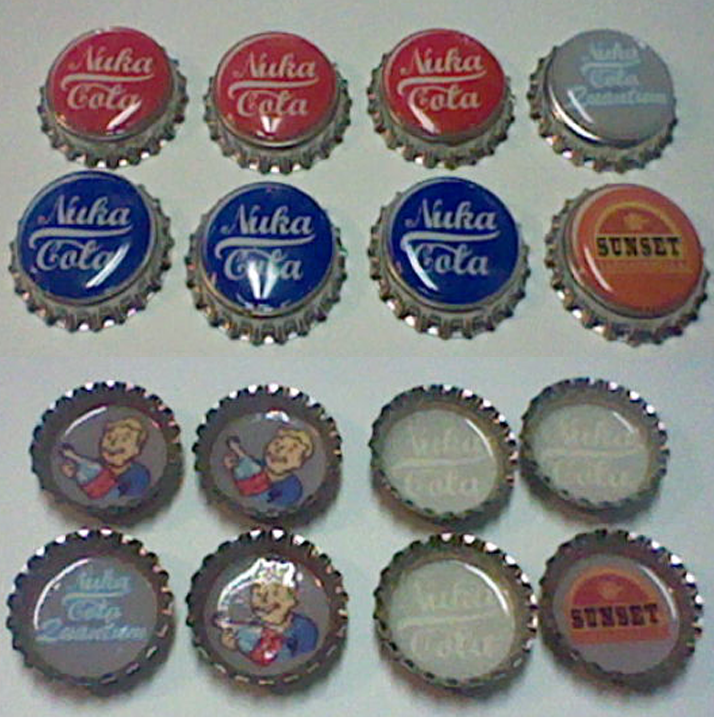 Fallout new vegas bottle caps by lcponymerch on deviantart fallout new vegas bottle caps by lcponymerch pronofoot35fo Image collections