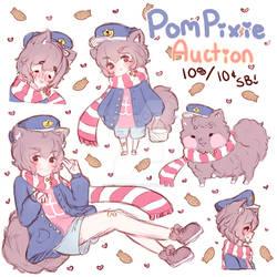[PomPixie Auction] - $0.10 / 10 pt SB - #2 - SOLD