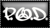 P.O.D. Stamp by aniphx