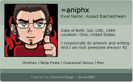 aniphx's Profile Picture