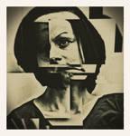 Holga Ghost :cubicface: by DrCaligari