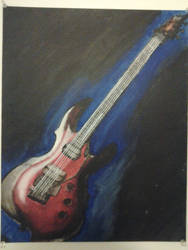 ESP LTD FRX painting