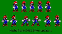 Mecha Mario Update
