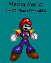 7 Chaos Mecha Mario
