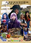 Disney's Descendants 2 epic poster2