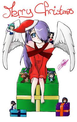 Tika whish you a Merry Christmas