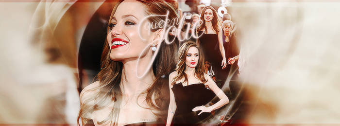 Angelina Jolie by ContagiousGraphic
