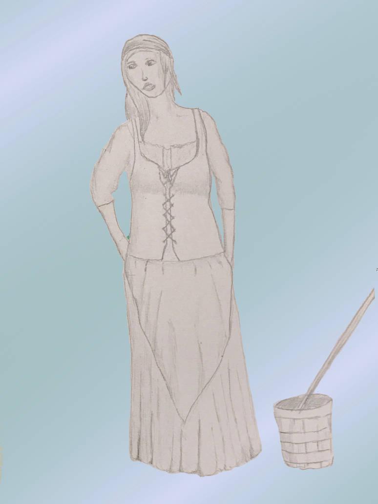 Maid by squidofgiants