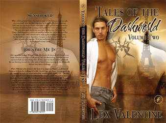 Tales of the Darkworld Volume Two by CemeteryWinter