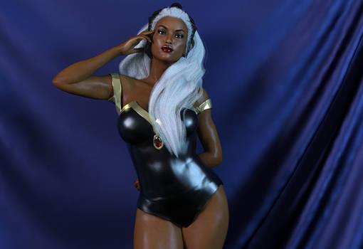 Queen Ororo 2