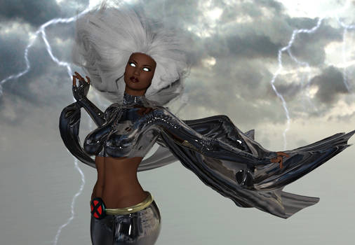 Mistress of the Elements