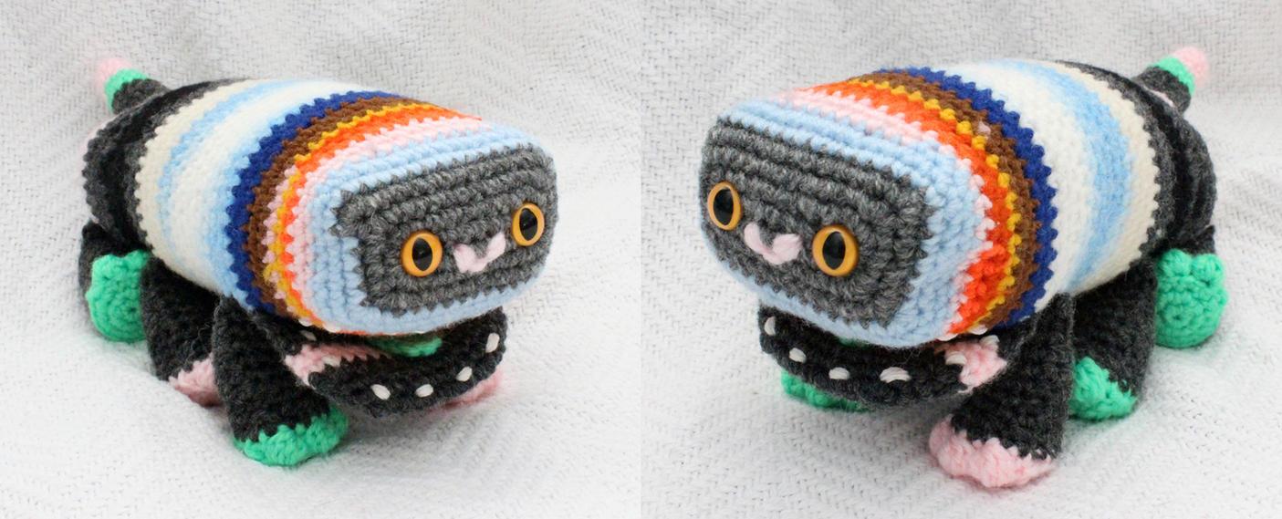 Aeowyn's Woola by Dragonrose36