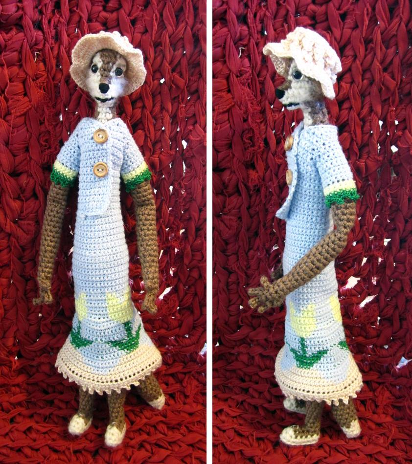 Tulip Dress Sonia by Dragonrose36