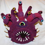 The Beholder - Art Trade by TheSeaKnight