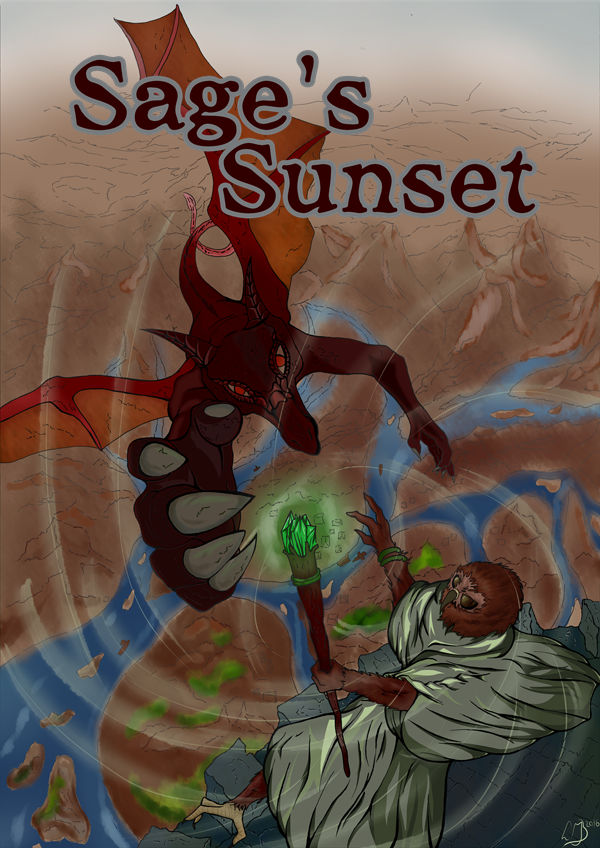 Sage's Sunset first chapter