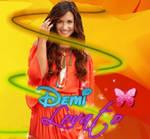 Demi Lovato Swirl Edit