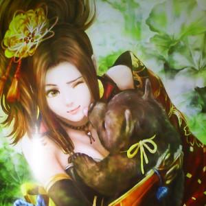 Lady Longnek (Rokurokubi) Youkai | Yo-Kai Watch | Yokai