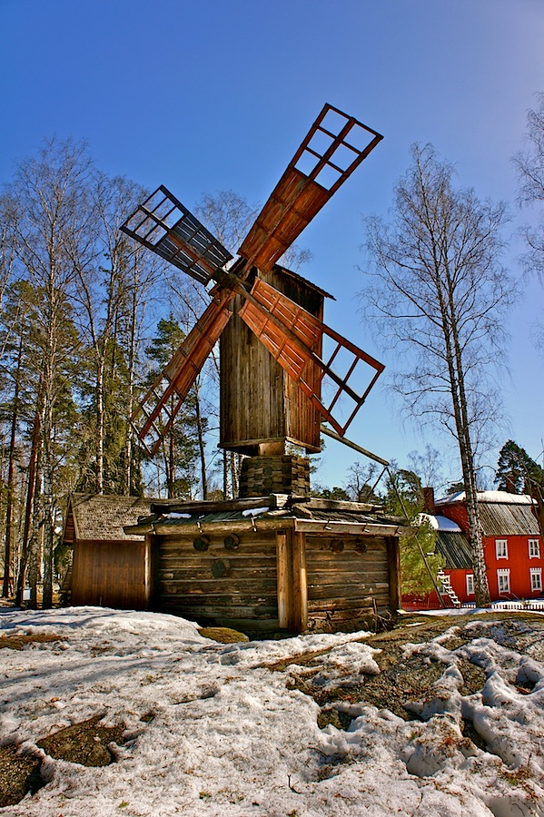 Windmill by djioni