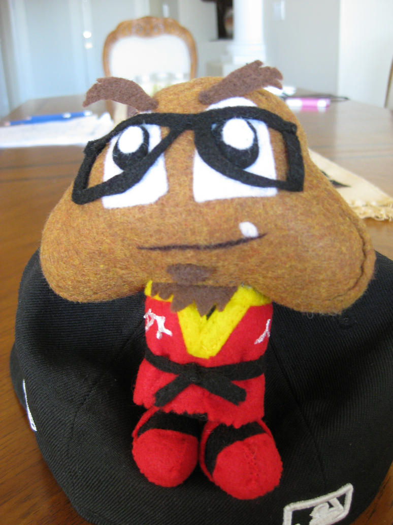Gaijin Goombah Plush by RegalBryantLover