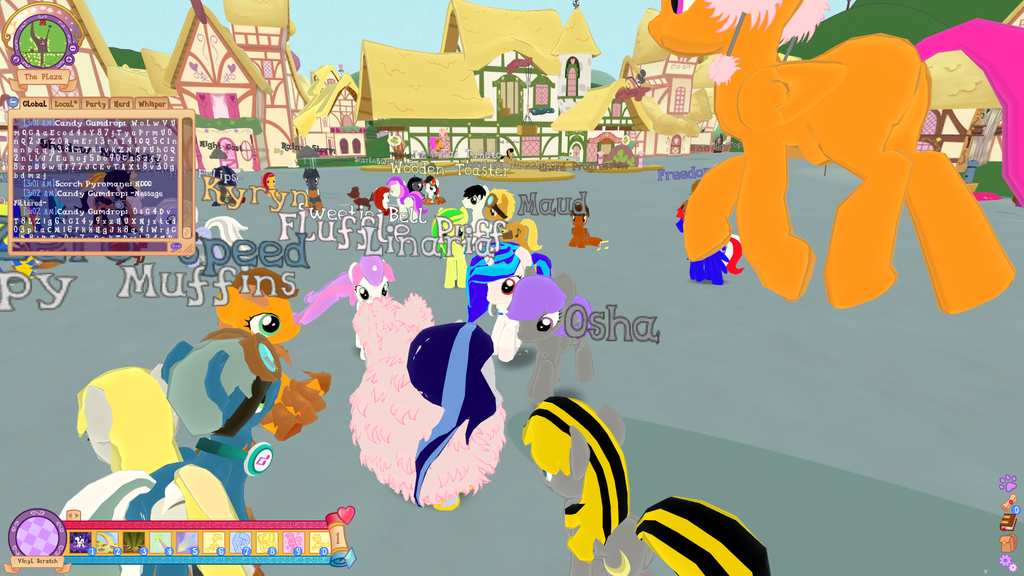 скачать игру Legends Of Equestria на русском - фото 6