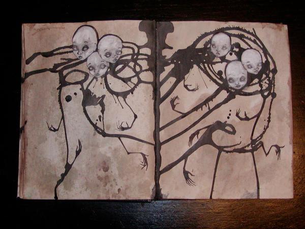 Rorschach by AlizarinJen