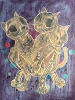 Siamese by AlizarinJen