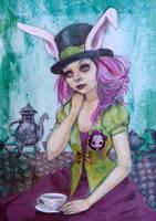 Mad Alice by AlizarinJen