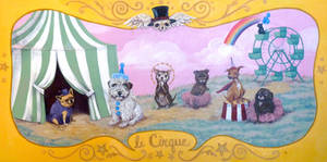 Le Cirque by AlizarinJen