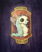 Carpathian Death Grub by AlizarinJen