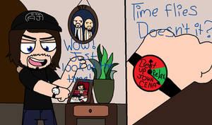 It's Time! by MissMizerableRollins
