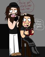 Sethie and Bray by MissMizerableRollins
