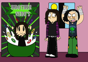 Brother NerO's by MissMizerableRollins