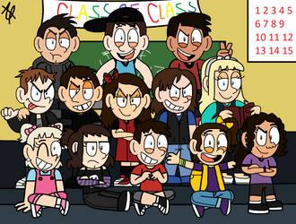 Class of Class by MissMizerableRollins