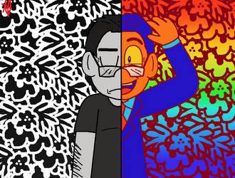 Bipolar Rock And Roller by MissMizerableRollins