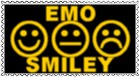 EMO SMILEY stamp by kaidenmoon