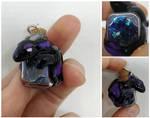 Custom Mini Potion Dragon by keykaye