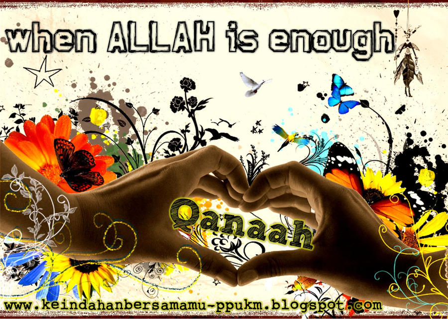 Allah Is Enough By Forensicist