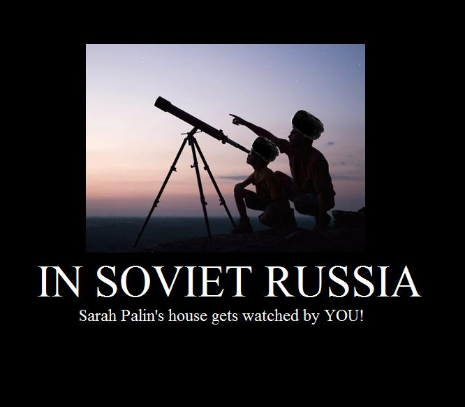 Russian Reversal w Sarah Palin by FacepalmPunch