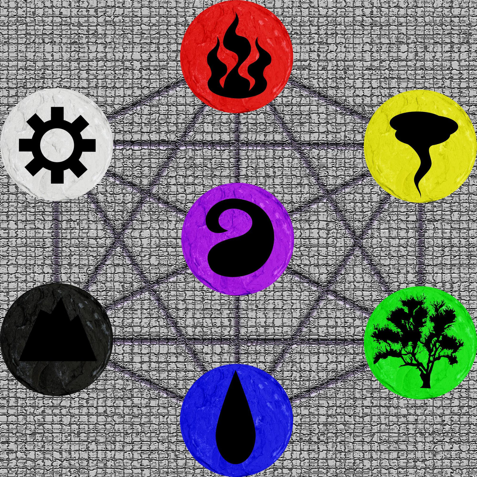 7 Elements Of Art : Elements by facepalmpunch on deviantart