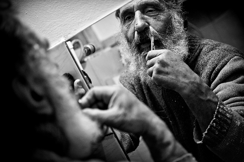 Shaving mirrors by vulezvrk