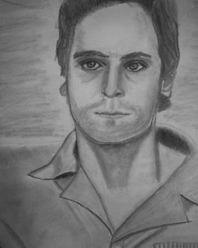Ted Bundy Drawing