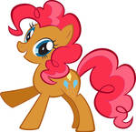 Pinkie Pie as Babs Seed