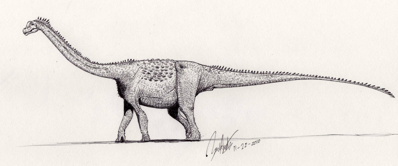 Uberabatitan by palaeozoologist