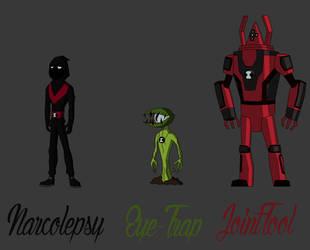 Aliens 8 by Fatdooman
