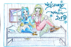 Welcome Winter by Stevenstone7